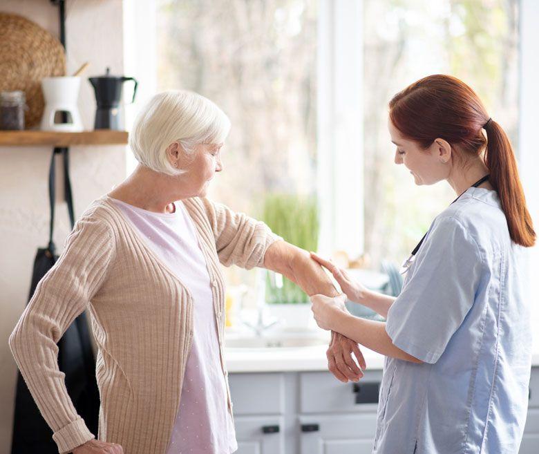In-home health care in Philadelphia